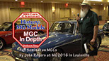 All About The 6 Cylinder MGC